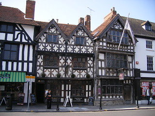 Garrick Inn and Harvard House - Stratford Upon Avon