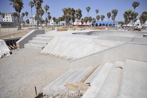 Venice Beach Skate Park June 2009