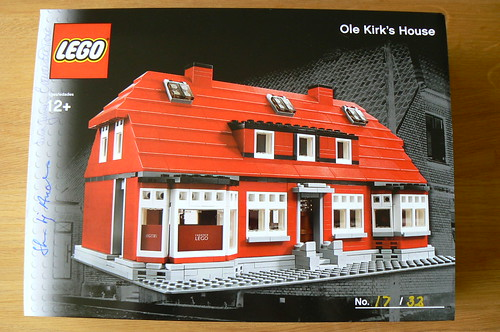 Re Ole Kirk S Haus Lego Bei 1000steine De Gemeinschaft Forum