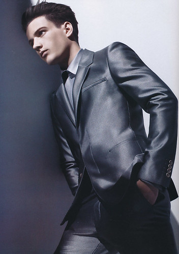 Blaine Cook002_Calvin Klein(VOGUE HOMMES JAPAN 1)