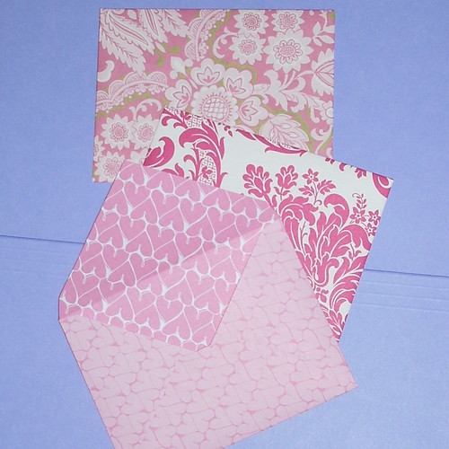 Ideas For Envelopes. Here are some ideas: