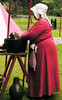 Chores (keaw_yead_3) Tags: ladies knights drama squires playacting costumedisplay