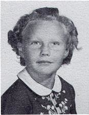 Kandyce Bye, second-grade student at St John Elementary School in Seward, Nebraska