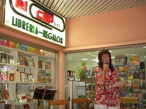 Librería El Clip - Betsaide Ochoa