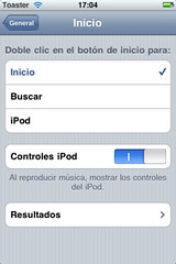 En el iPod Touch