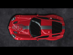 2010 Zagato Alfa Romeo TZ3 Corsa