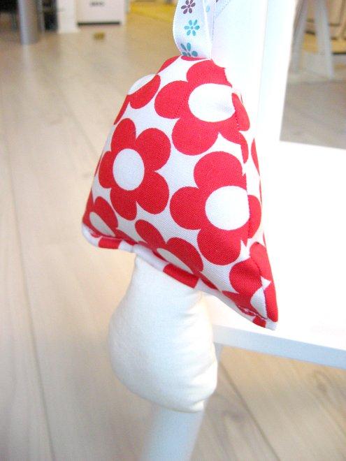 Fabric mushroom