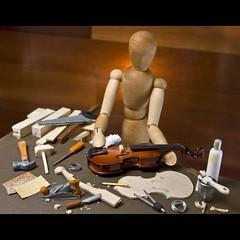 Stradivarius in the making (ANVRecife) Tags: macro canon bokeh 7d instrument concept monday vallejos creativephoto creativeconcept conceptphotos macromondays tightdof anvrecife toytoyswoodywoodwood menmodelwood modelstradivariusviolinstradivarius violininstrument makercrafthandmademusical