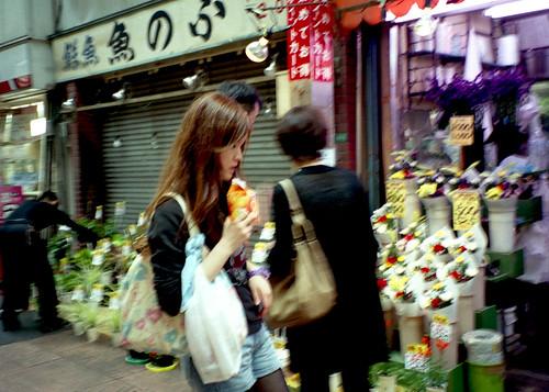 JOYFUL 三ノ輪商店街 #IV