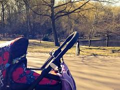 Chillen im Park