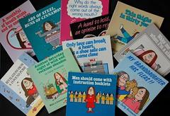 #10 The 1980s (Blake's Mum) Tags: 10 cartoon books week the 52weeks2014 1980scathy guisewitecathy