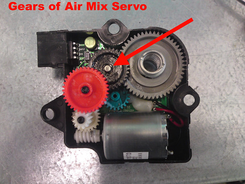 Air Mix Problems With Heater Toyota Nation Forum