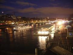 La Seine! ([ berna ]) Tags: pars sena laseine ropars
