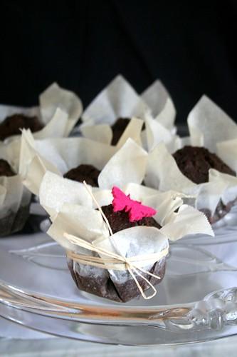 Café-Choco Addict:?? Cupcakes Chocolat Café, Ganache Mocha et Crème Mascarpone..Divins! -