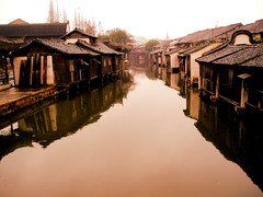 Fishing Village, Anhui, China (Lao Wu Zei) Tags: china travel photo village favourite anhui