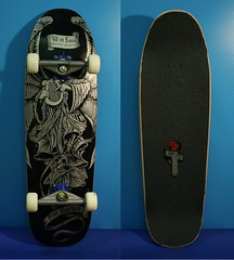 Powell Peralta - Ray Barbee - Death of Ragdoll - complete (No Name D) Tags: old school ray sean collection deck bones skateboard powell trucks reds rider tracker ragdoll shortys barbee peralta ultralights cliver minirats minirat