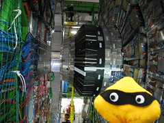 Particles' days out at CERN