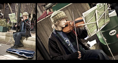 minstrel (foreverdigital) Tags: boy food ny festival diptych chili streetperformer ithaca ithacacommons violinist minstrel fiddler thecommons chilifest downtownithaca thecornelldailysun ithacawinterfest ithacachilifest