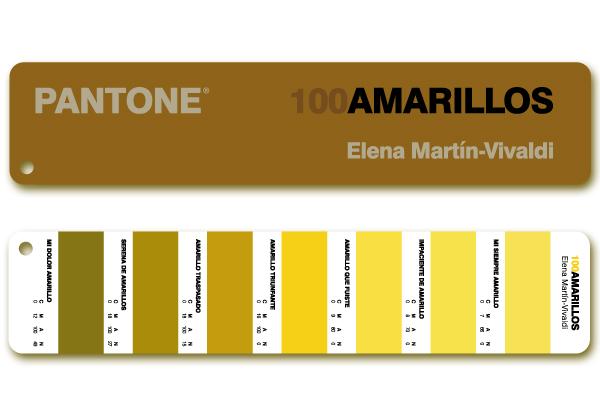 100 Amarillos - Elena Martín Vivaldi