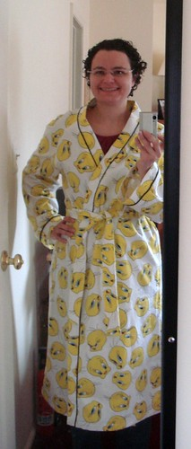 Full length view of Simplicity 3696 view F
