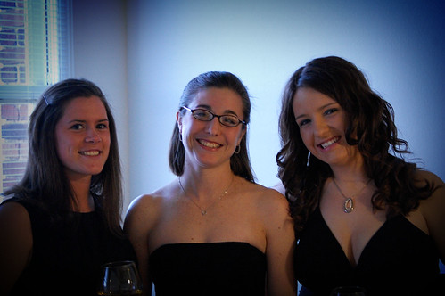 Lindsey, Sara, Allison