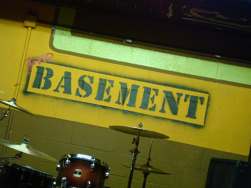 the henry clay people and the airborne toxic event the basement