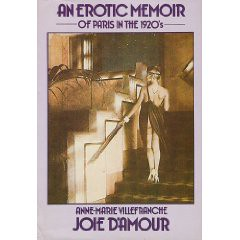 Joie D'amour (1983)  by Villefranche in the erotic memoir series by you.