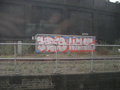 Hefs TPG - Nems TPG (Tatty Seaside Town) Tags: london graffiti graf euston tpg nema trackside hefs tattyseasidetown
