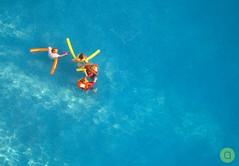 ...out of the blue... (angelferd) Tags: blue water colors pool kids swimming fun hotel joy mazatlan sinaloa elcid alberca angelferd ©angelortega