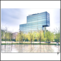 """Jean Nouvel's """"Parc Central Poblenou"""""""