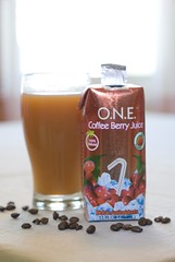 coffee berry juice