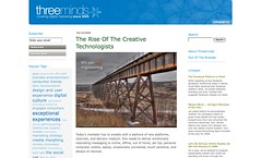 The Rise of the Creative Technologists (Three Minds On Digital Marketing @ Organic)_1236903727780
