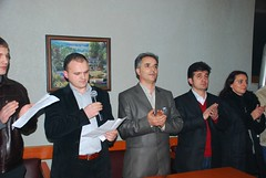 DSC_7043 (RufiOsmani) Tags: macedonia change albanian elections 2009 kombi osmani gostivar rufi shqip flamuri maqedoni gjuha rufiosmani zgjedhje ndryshime politike