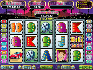 Big Shot slot game online review