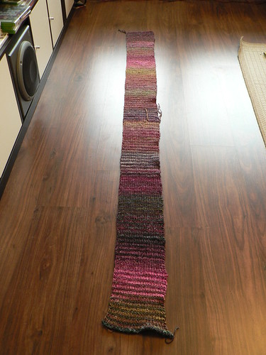 my first noro scarf 002