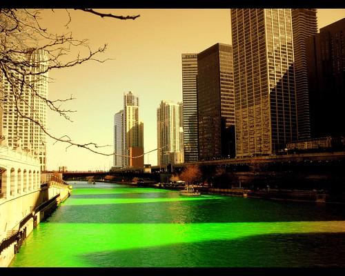 It's Green