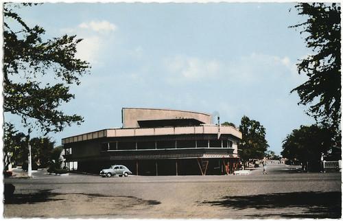 Cinéma Ritz, Antsiranana (Diego Suarez), Madagscar, Fifties