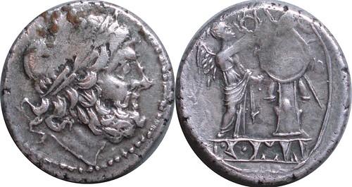 096-01-0707-32-anonymous incuse Spain Scipio Africanus Jupiter Victory trophy Victoriatus