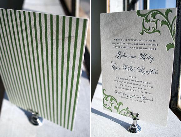 Paperchase Wedding Invitations: Vettore