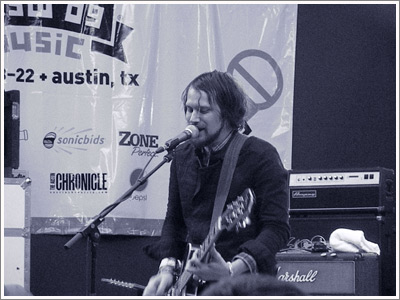 Silversun Pickups at SXSW 2009