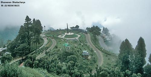 Darjeeling HImalayan Railway (UNESCO World Heritage Railway)