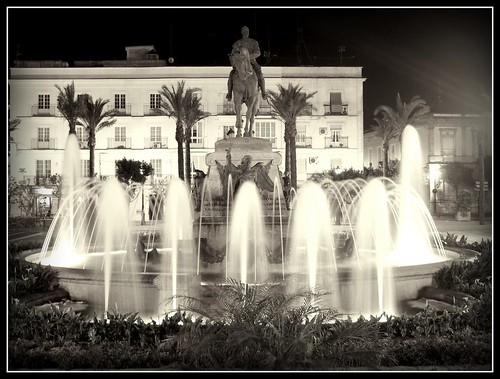 Plaza del Arenal byn
