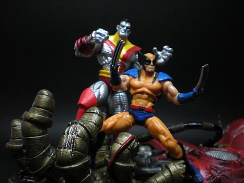 X-men Wolverine 481