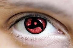 Sharingan Eye 2 Tutorial Included (Rhs) Tags: eye photomanipulation photoshop naruto sasuke sharingan kakashi tutorial itachi
