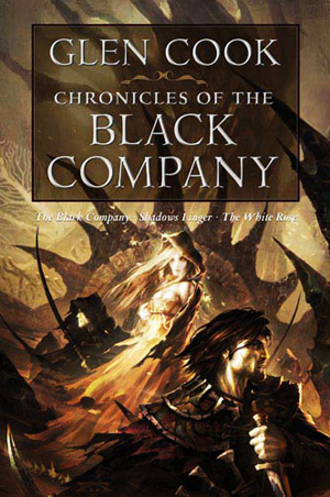 Cover Chronicles of the Black Company