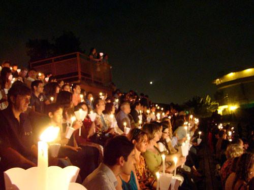 Evento - Hora do Planeta 2009