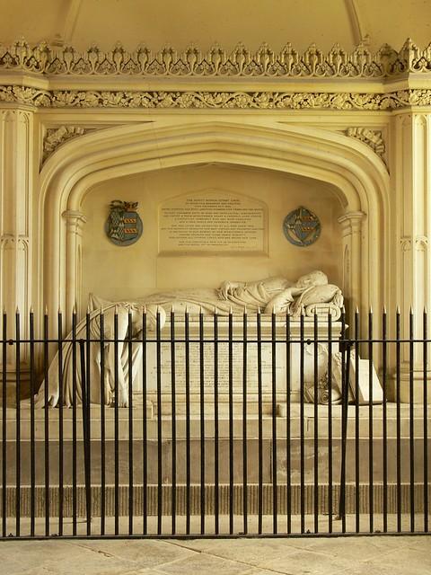 Robert Otway Cave Tomb
