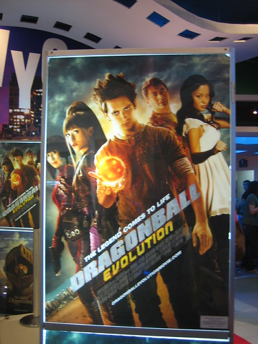 Dragon Ball Evolution Premiere