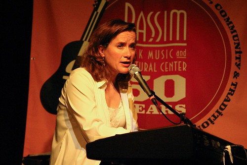 Susan Werner at Club Passim, April 2, 2009