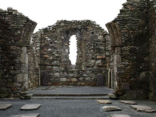 Glendalough: Frischluft